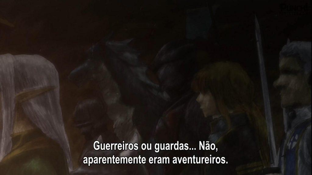 Print do anime, mostrando a referencia