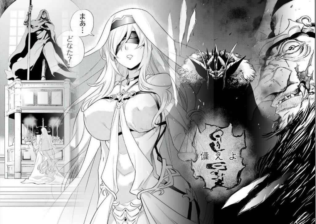 A inversão dos arcos em Goblin Slayer