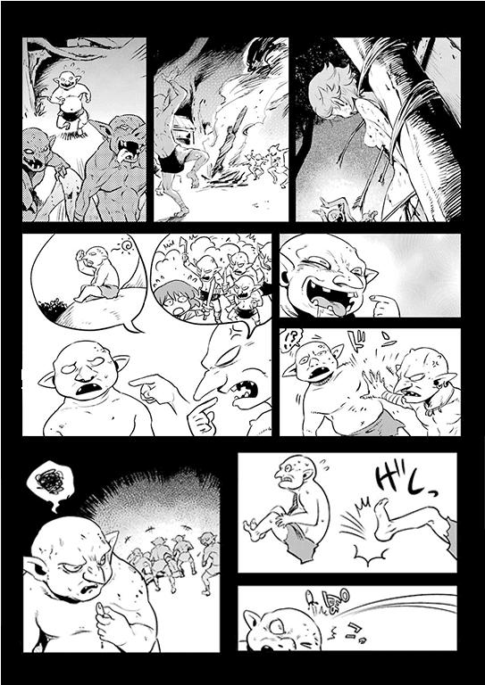 Conversa entre os Goblins