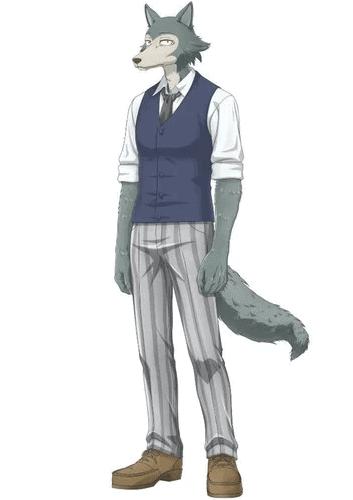 Protagonista de Beastars