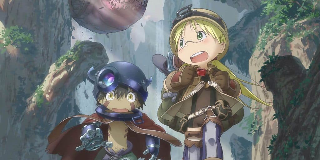 Made in Abyss, Riku e Red