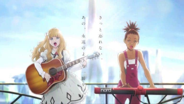 Carole & Tuesday anime bones