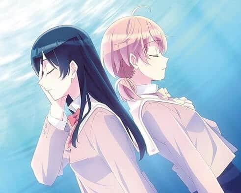 Protagonistas de Yagate Kimi ni Naru