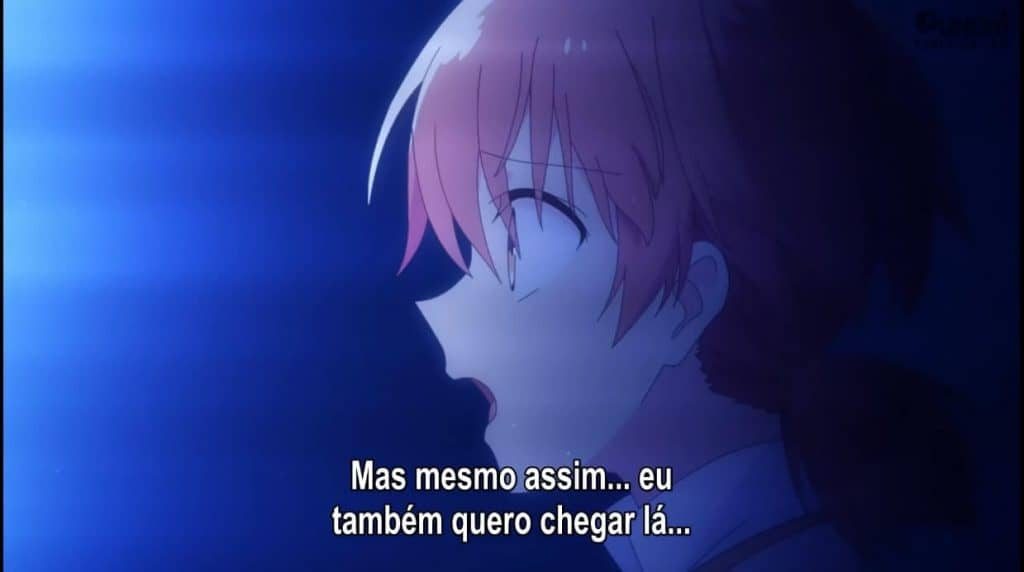 Yuu, de Bloom into You