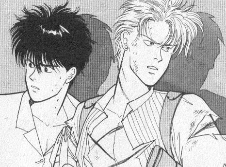 Material Original de Banana Fish