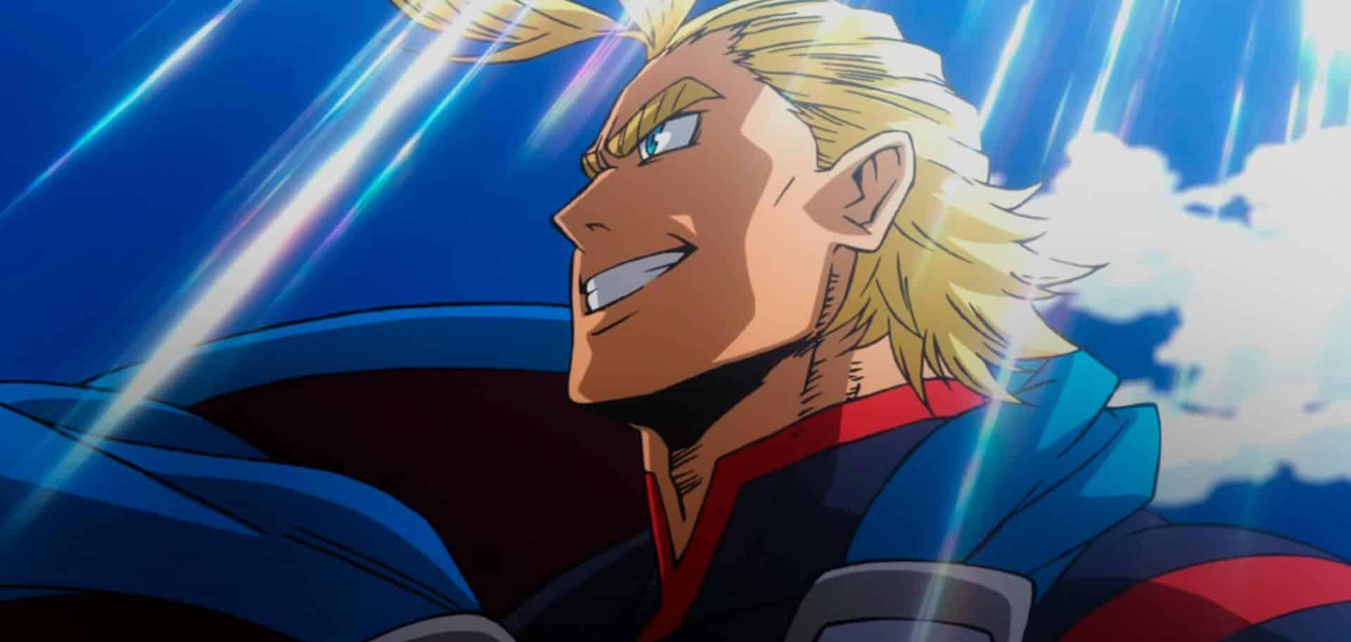 Capa de Boku no Hero Futari no Hero