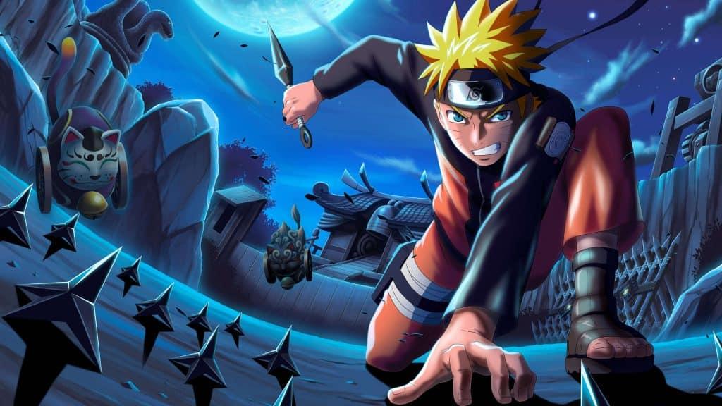 Naruto wallpaper shounen