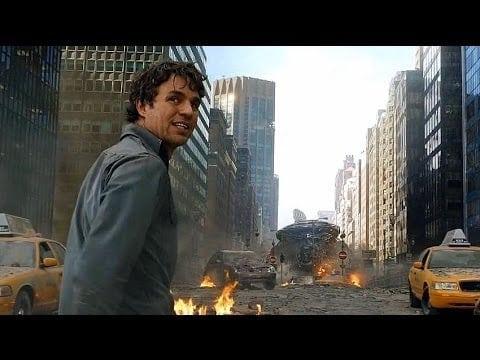 Bruce Banner em Avengers