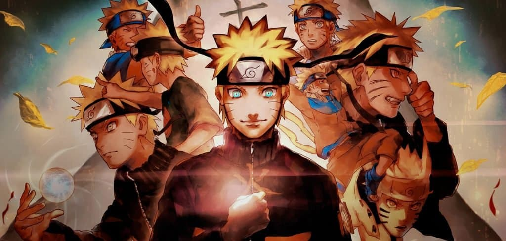 Capa: A Jornada do Herói, com Naruto