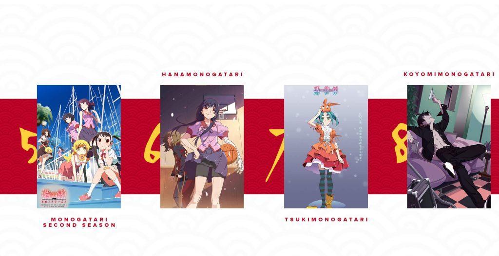 Guia monogatari ordem light novel pt2
