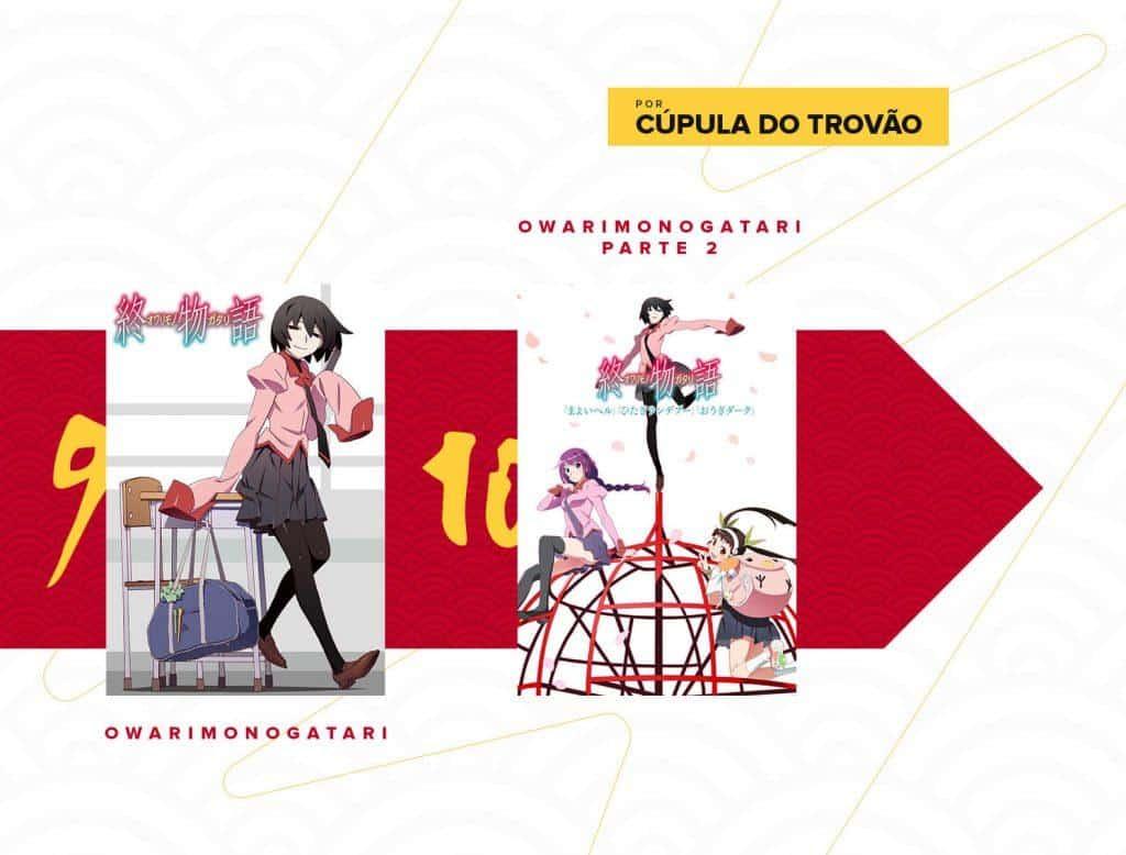 Guia monogatari ordem light novel pt3