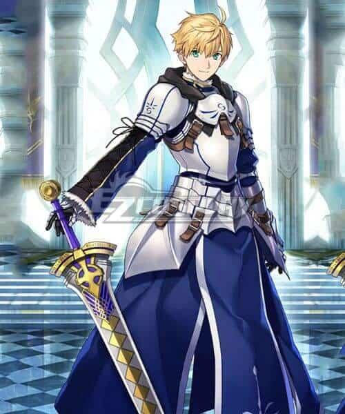 Fate Prototype com Arthur masculino