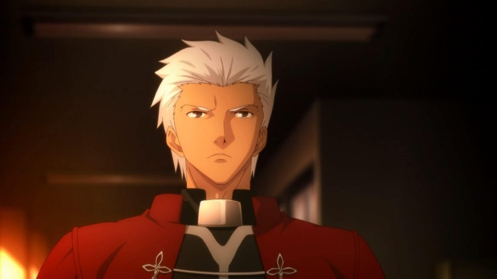 stay night Unlimited Blade Works
