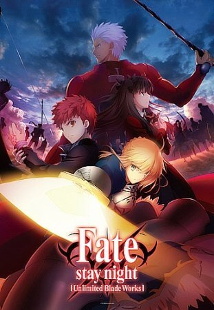 Fate stay night Unlimited Blade Works Prologue Guia Fate