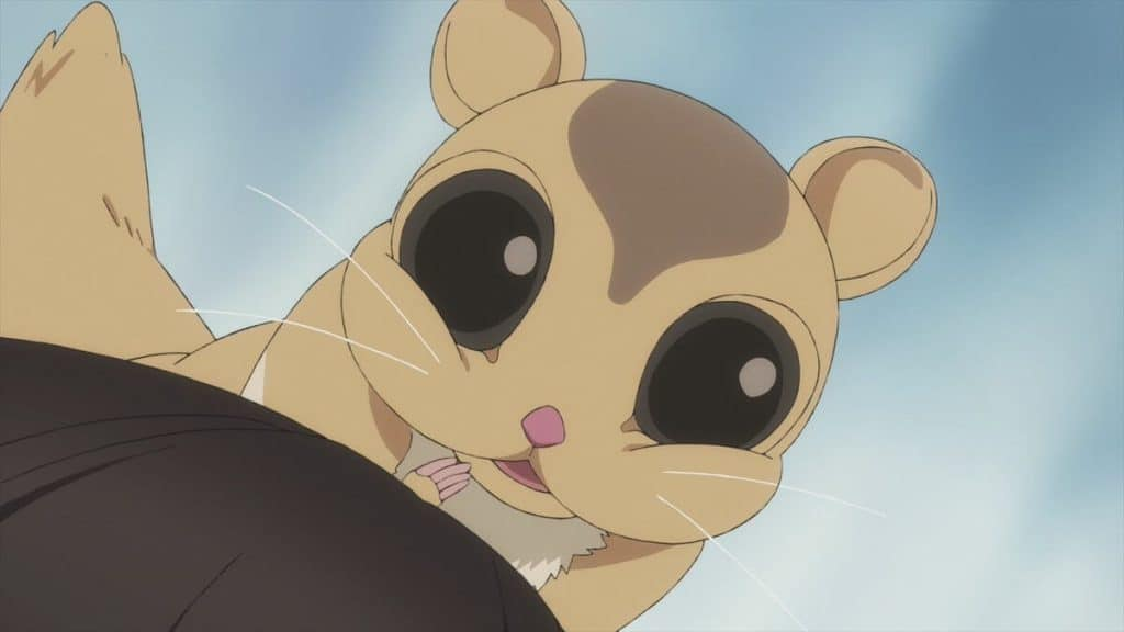 Esquilo da Rikka em BlackFOX