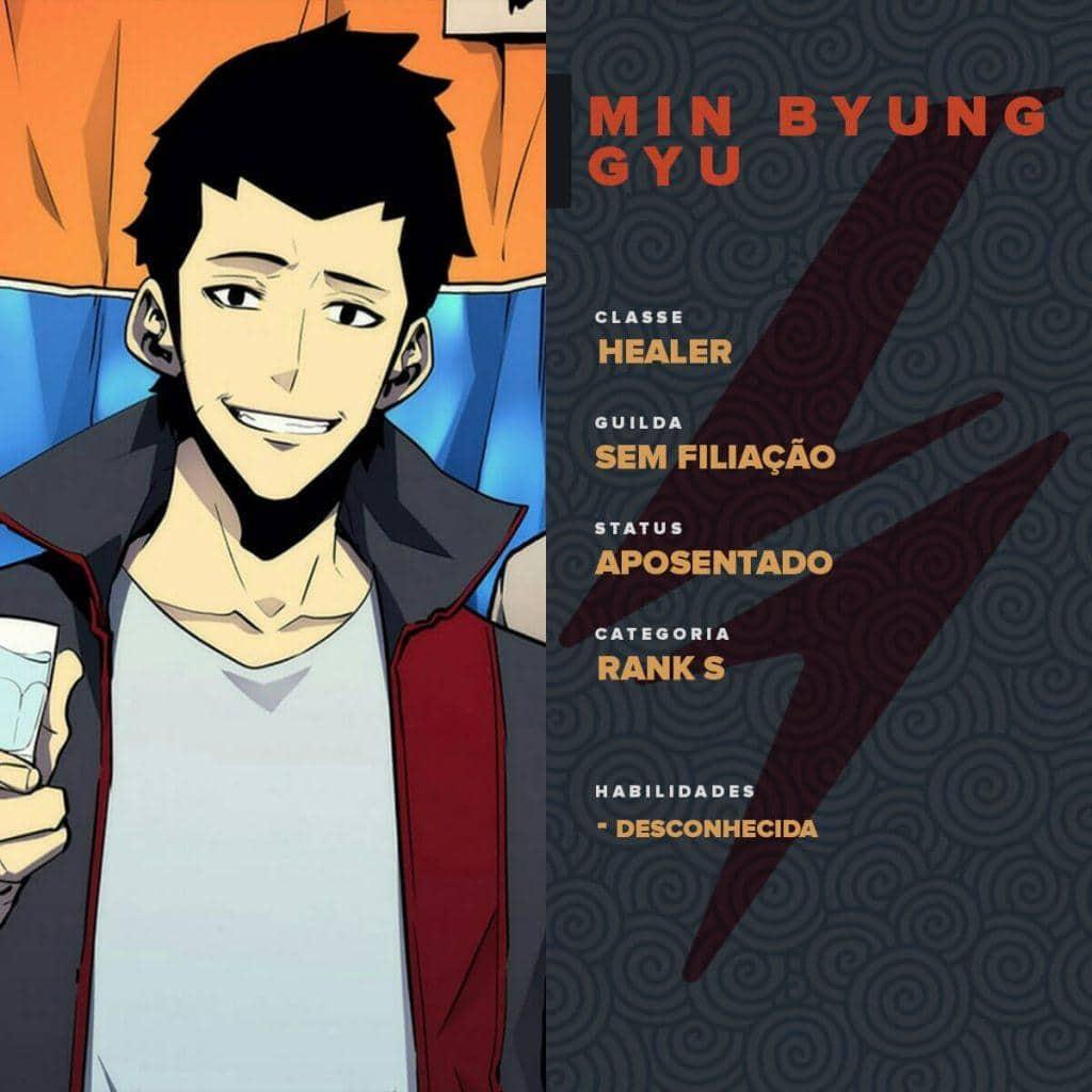 Guia Rank-S Min Byung Gyu
