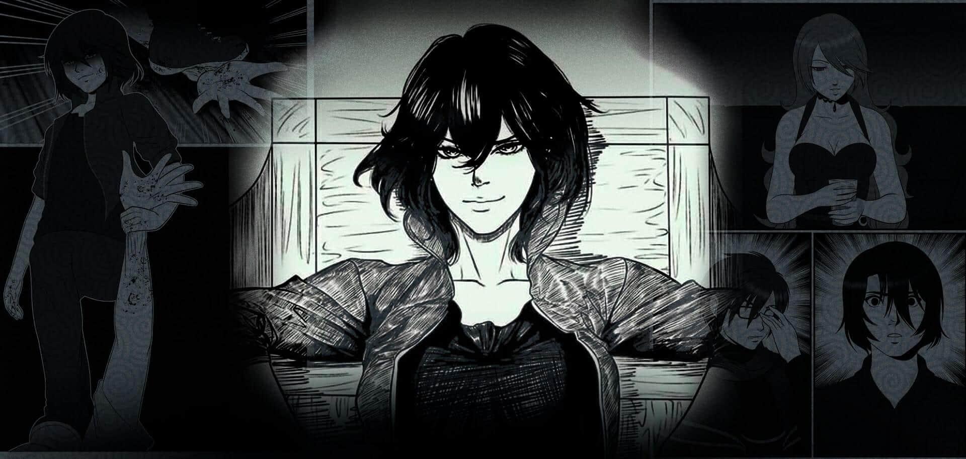 Ryota, capa do especial da Cúpula do Trovão (1)