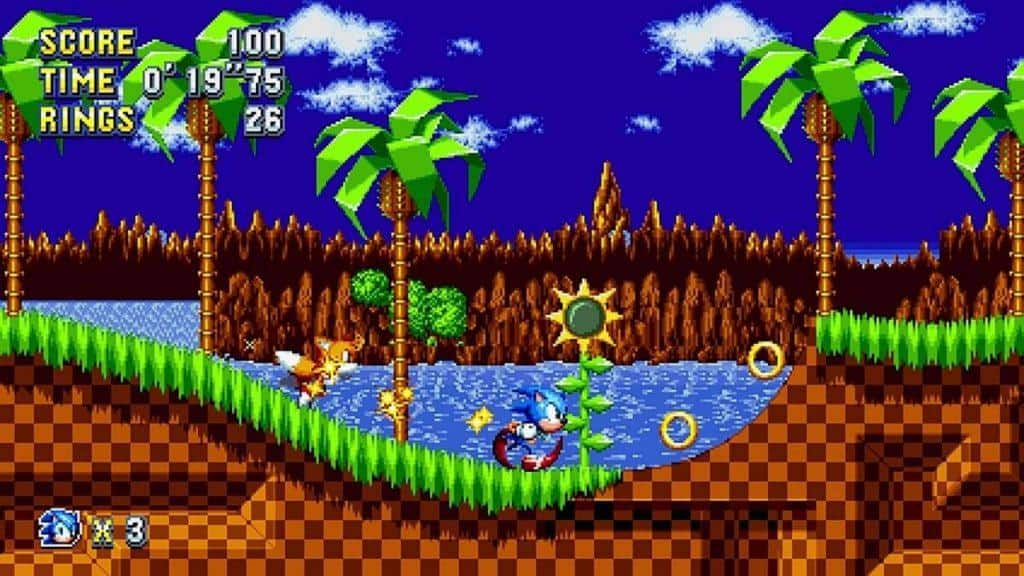 Sonic-Jogo-Plataforma