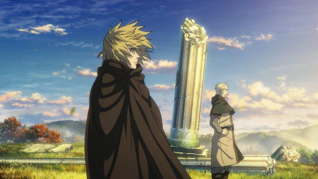 Vinland Saga anime thorfinn capa notícia
