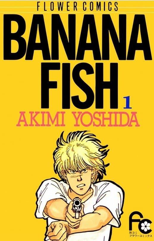 Banana Fish novo mangá
