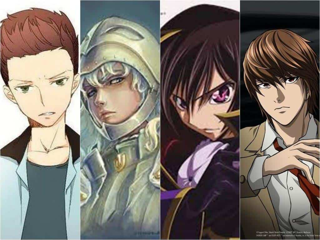 Chi-Do, Griffith, Lelouch, Kira