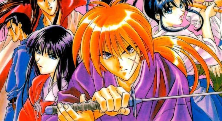 Roruni Kenshin mangá
