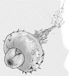 Hamashirama Em natação monstro guia made in abyss