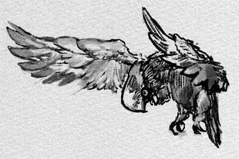Hammerbeak monstro guia made in abyss