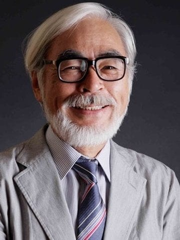 Hayao Miyazaki do Ghibli