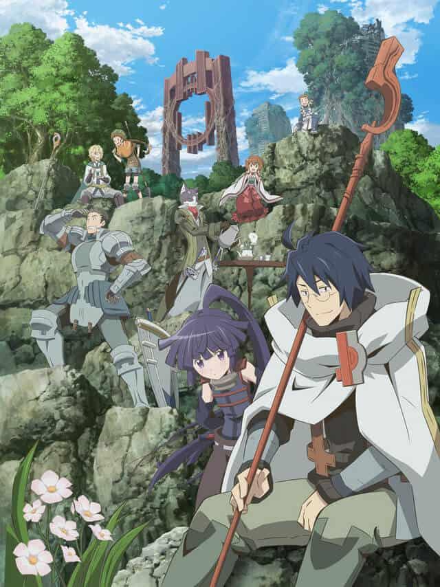 Imagem promocional da terceira temporada de Log Horizon