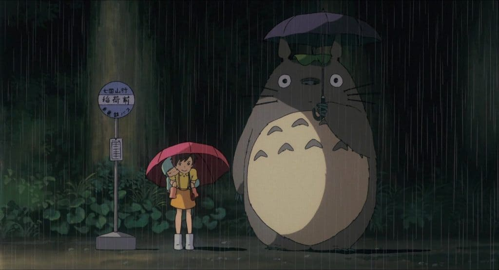 Totoro do Studio Ghibli capa notícia