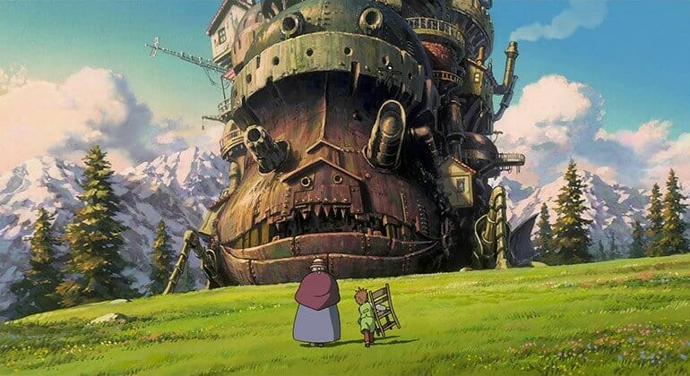 howls moving castle do ghibli