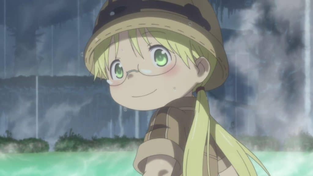 riko de made in abyss