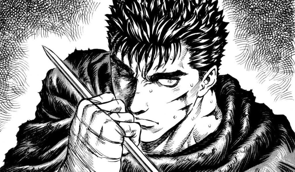 Berserk Imagem Mangas Seinen 1