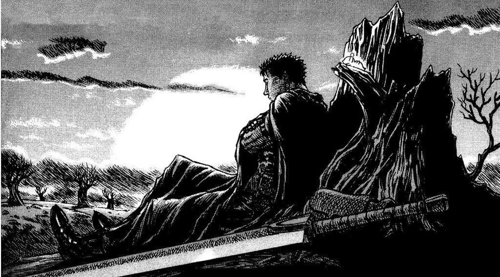 Berserk Manga (1)