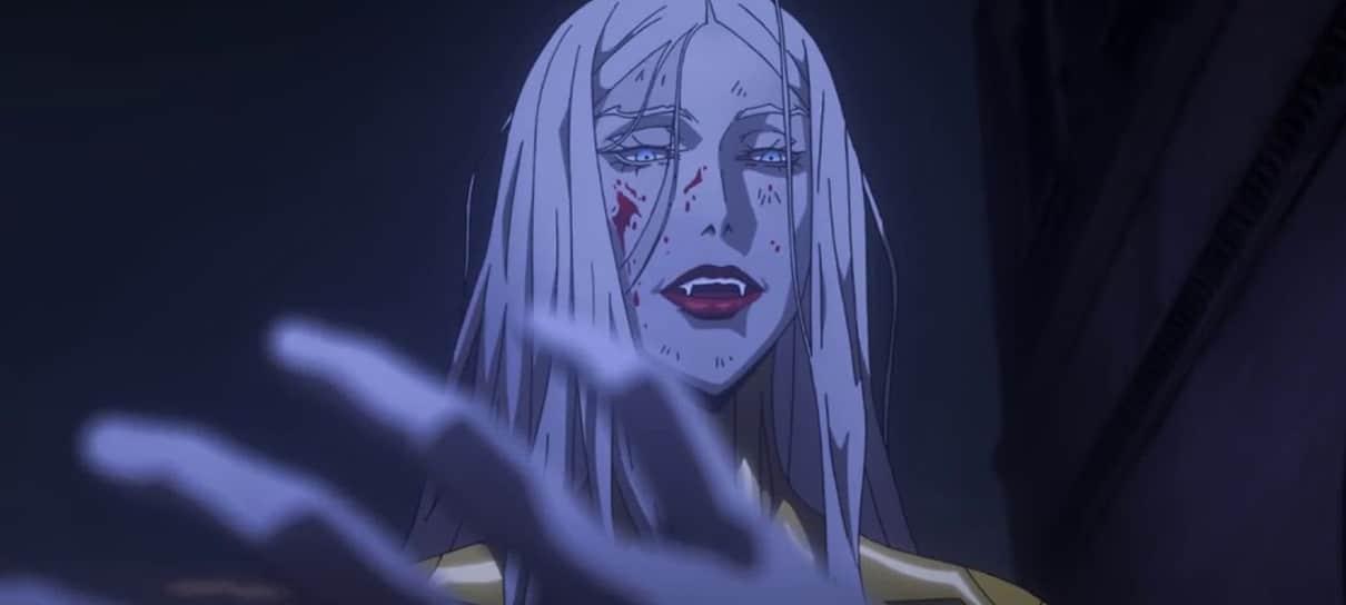 Castlevania imagem da terceira temporada da serie (1)
