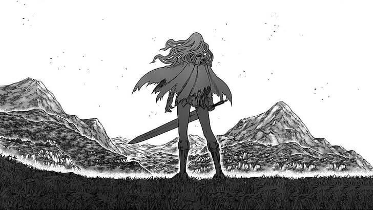 Claymore Manga Seinen Recomendacao 5