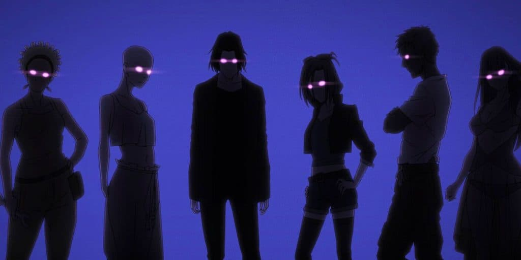 FreakAngels anime novo da Crunchyroll Originals