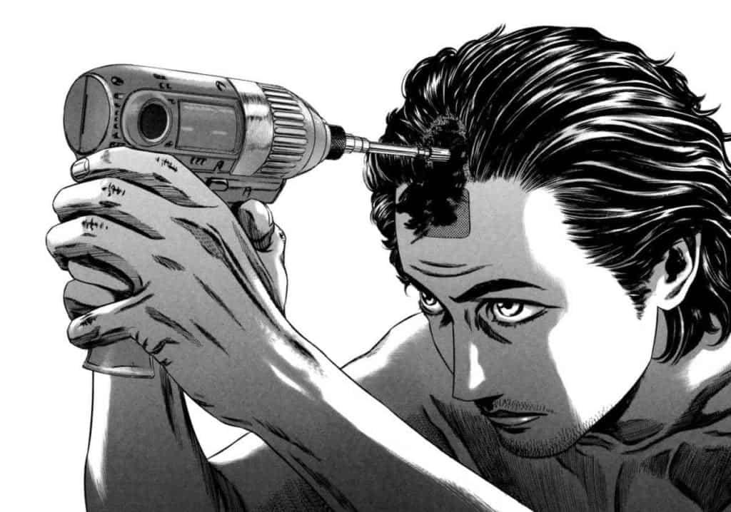 Manga Seinen Homunculus