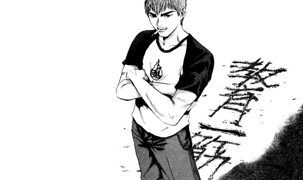 Onizuka, do mangá Great Teacher Onizuka
