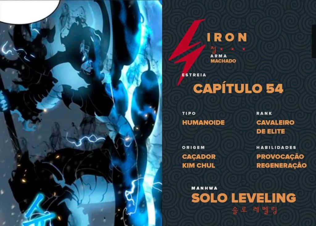 Iron Solo Leveling