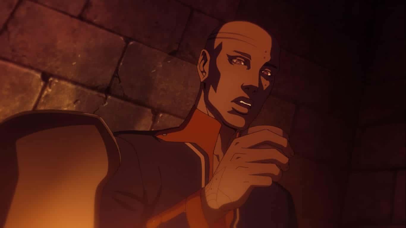 Isaac de Castlevania bebendo um drink capa notícia (1)