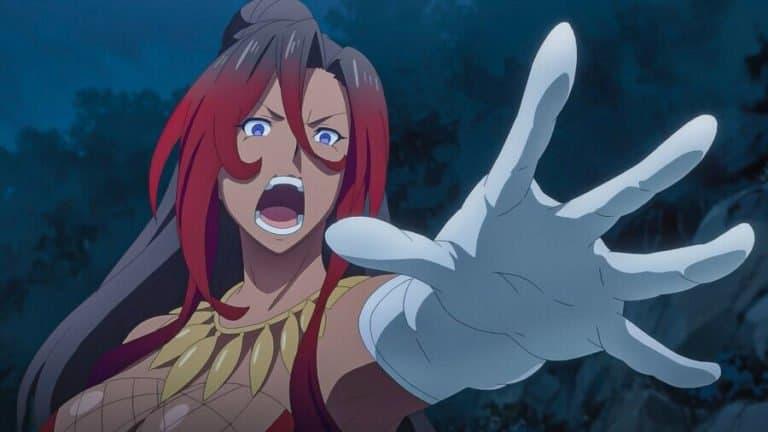 KONOSUBA Gods blessing on this wonderful world Legend of Crimson personagem peituda