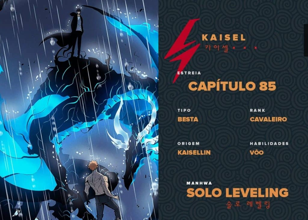 Kaisel Solo Leveling