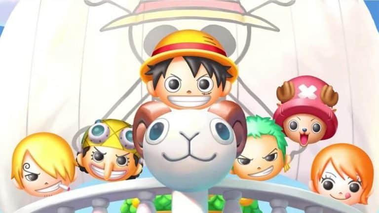 One Piece Bon! Bon! Journey!!
