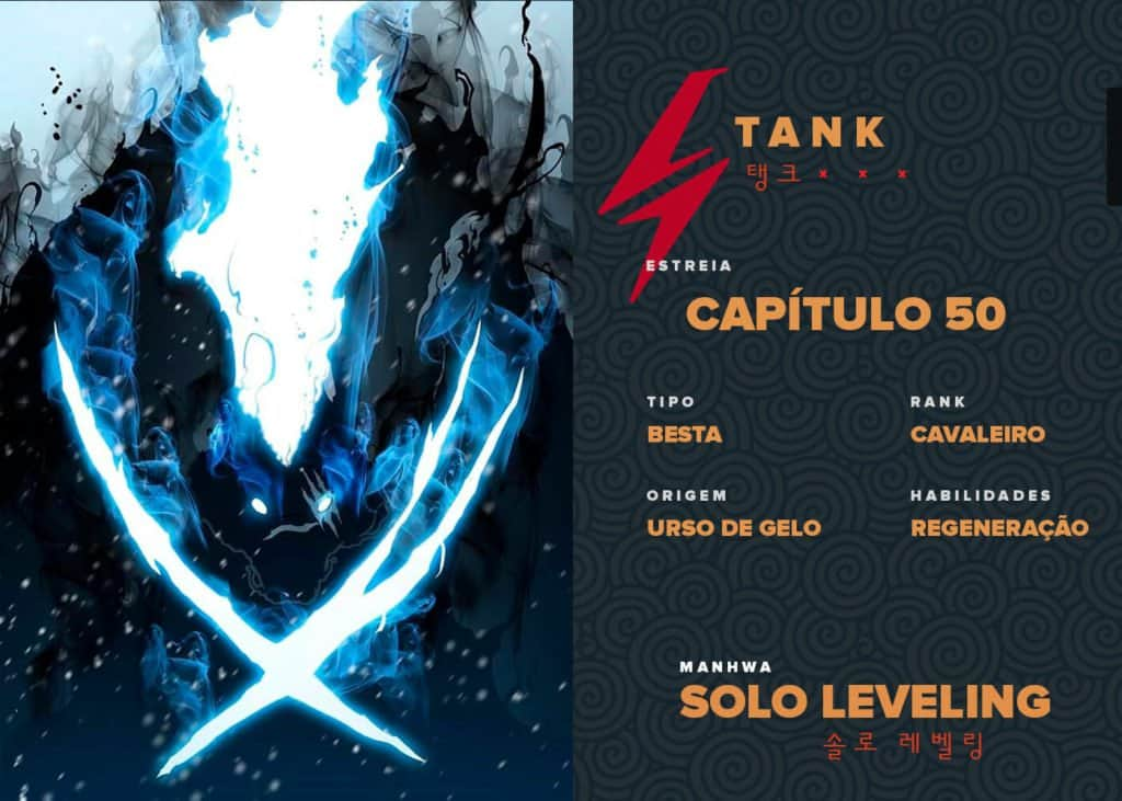 Tank Solo Leveling