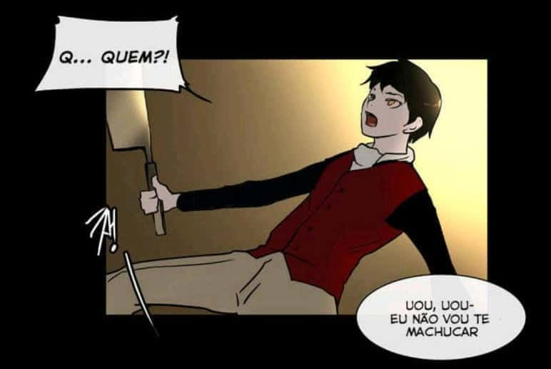 Manhwa de tower of god