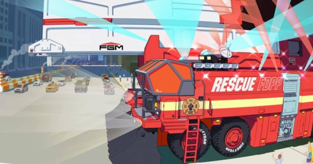 Equipe Burning Rescue