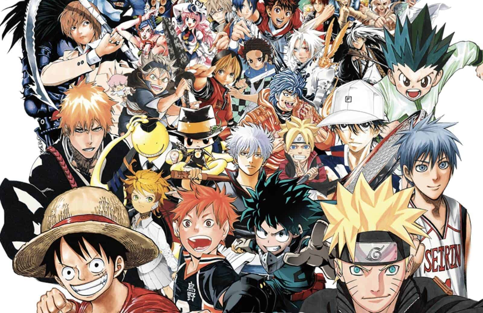Imagem capa personagens Shonen Jump (1)