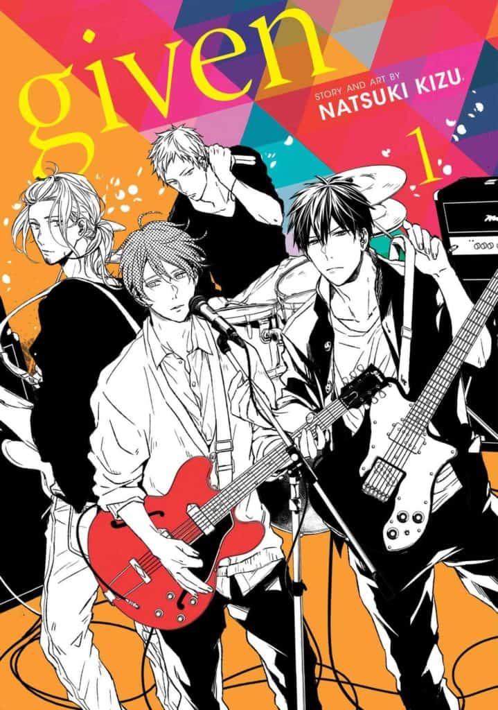 capa manga 1 given